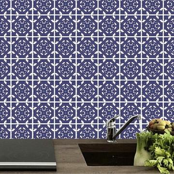 Adesivo Painel Azulejos Cozinha m20