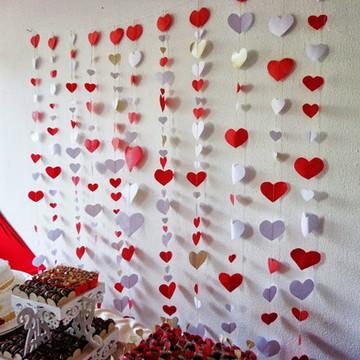 Corações Para Decoração Festas, eventos