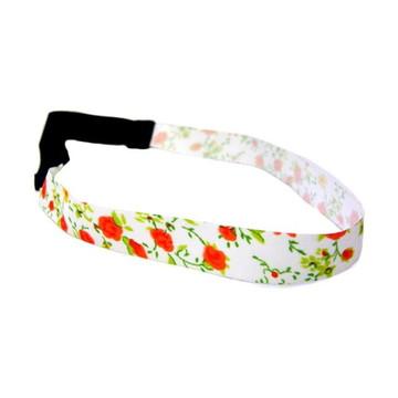 Headband Faixa de Cabelo Floral
