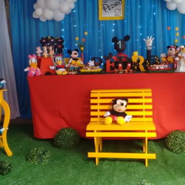Decoração de Festa Casa do Mickey