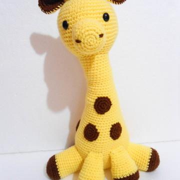 Amigurumi Girafa (Giraffe Gurumi)