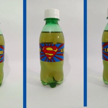 Super Homem Rótulo Guarana