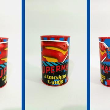 Super Homem Lembrancinha Cofrinho