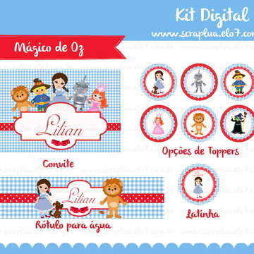 Kit Digital Mágico de Oz