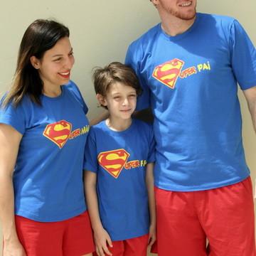 Kit Sup. Pai, mãe e filho(a)