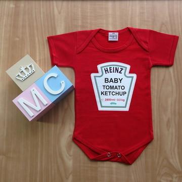 Body Baby TOMATO KETCHUP HEINZ