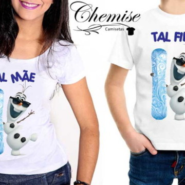 TAL MÃE TAL FILHO * OLAF
