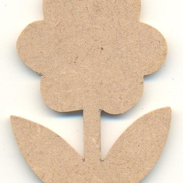 069 - Recorte Flor, 3mm