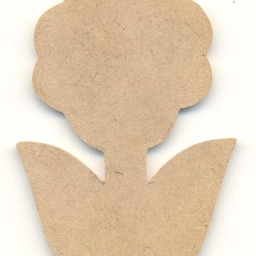 077 - Recorte Flor, 3mm