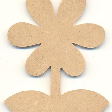 080 - Recorte Flor, 3mm