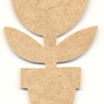 081- Recorte Flor, 3mm