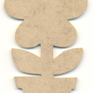 082- Recorte Flor, 3mm