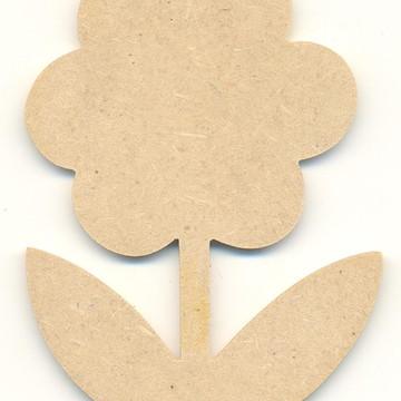 083- Recorte Flor, 3mm
