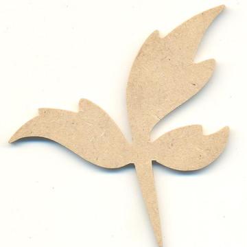 084- Recorte Flor, 3mm