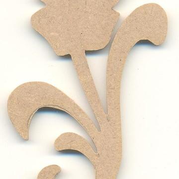090- Recorte Flor, 3mm