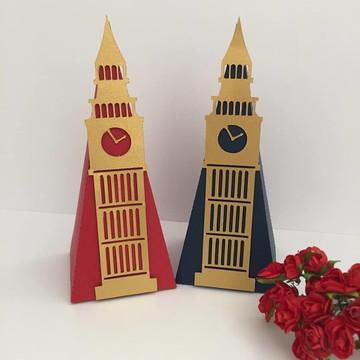 Cone Big Ben Londres