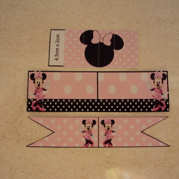 Bandeirinha Minnie 0591