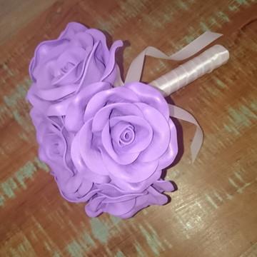 Buque de flores Lilás (damas e madrinhas