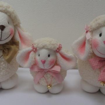 Família de ovelhinhas