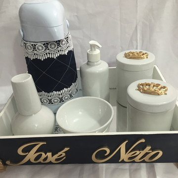 Super kit Higiene porcelana