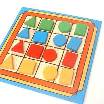 Formas e Cores - Jogos Educativos - A partir dos 7 anos