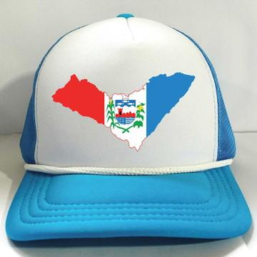 Boné Trucker Bandeira Alagoas