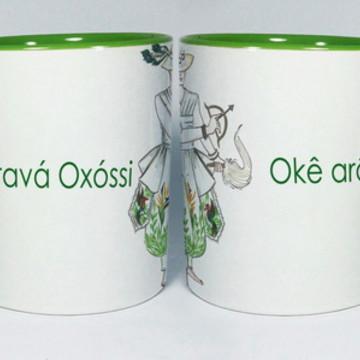 Caneca Oxóssi