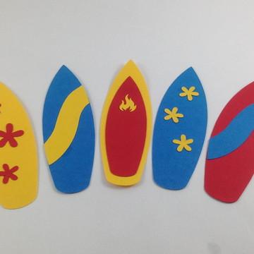 Aplique Prancha de surf