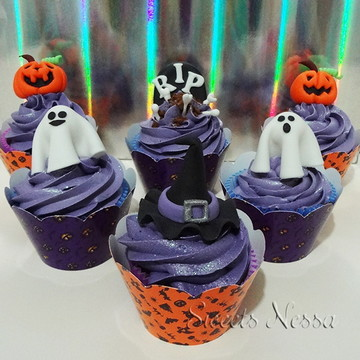 Cupcake Halloween 3