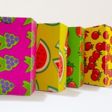 Caixa Frutas