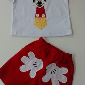 Roupa do Mickey