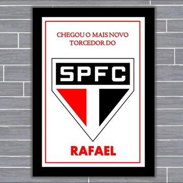 QUADRO FUTEBOL - SAO PAULO
