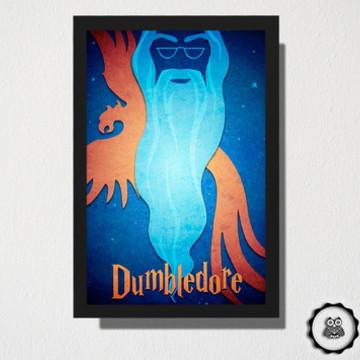 Quadro Dumbledore