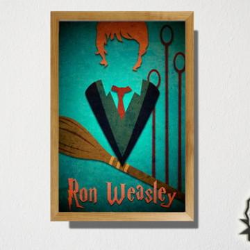Quadro Ron Weasley