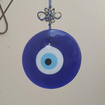 Olho grego de vidro 18cm