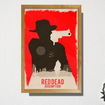 Quadro Red Dead Redemption