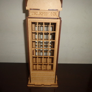 Cabine Telefonica London