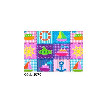 Papel Cartão 250g c/20FLS 65x47 #5970