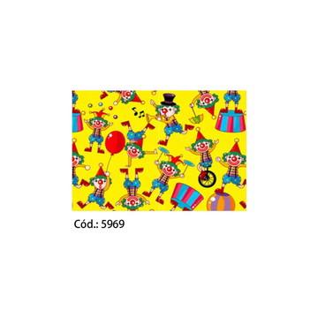 Papel Cartão 250g c/20FLS 65x47 #5969
