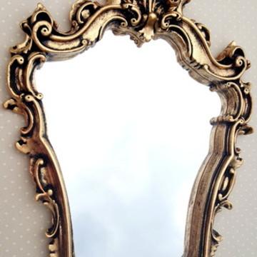 Espelhos Veneziano Ouro Velho