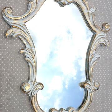 Espelhos Veneziano Ouro Provençal