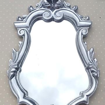 Espelhos Vitoriano Cromado
