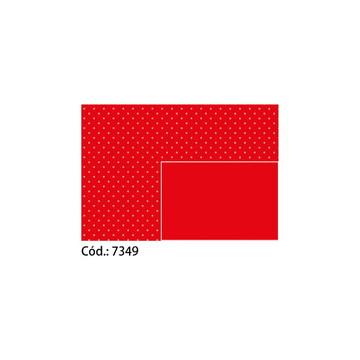 Papel Cartão 250g c/20FLS 65x47 #7349