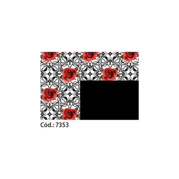 Papel Cartão 250g c/10FLS 65x47 #7353