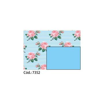 Papel Cartão 250g c/10FLS 65x47 #7352