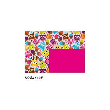 Papel Cartão 250g c/10FLS 65x47 #7359