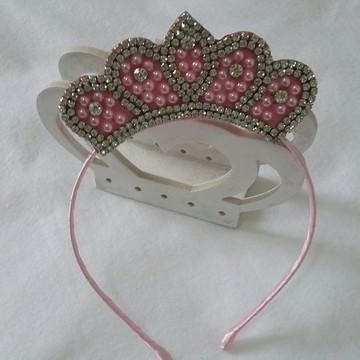 Coroa de princesa!!!