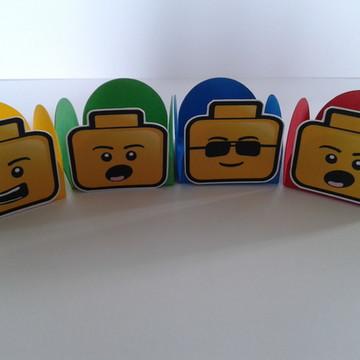 Forminhas Personalizada Lego