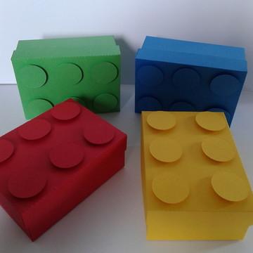 Caixa Lego Personalizada