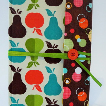 Caderno-Diário Frutas